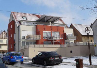 Referenzen von Winker Bauträger, Bauspezialist in Spaichingen