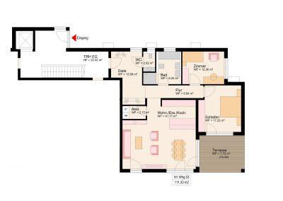 Haus 1 Whg 3