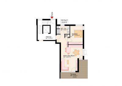 Haus 3b Whg 27